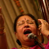 Concert by Begum Parveen Sultana in the Divine Presence on 23rd November 2002