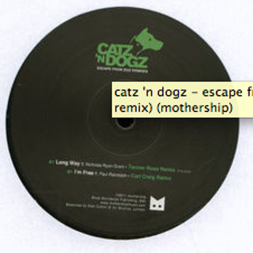 Catz 'n Dogz - Long Way feat. Nicholas Ryan Gant (Tanner Ross remix )