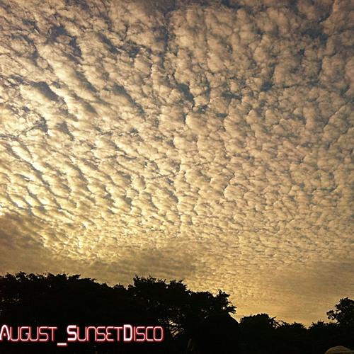 August_Sunset Disco
