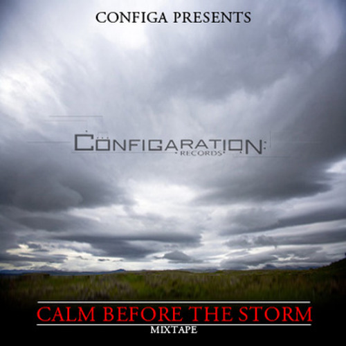 Configa Presents: Calm Before The Storm - Promo Mix (mixed by Frank Costa - all beats by Configa)