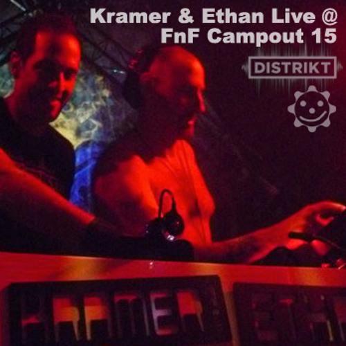 Kramer vs Ethan - Live at FnF Campout XV - July 2011