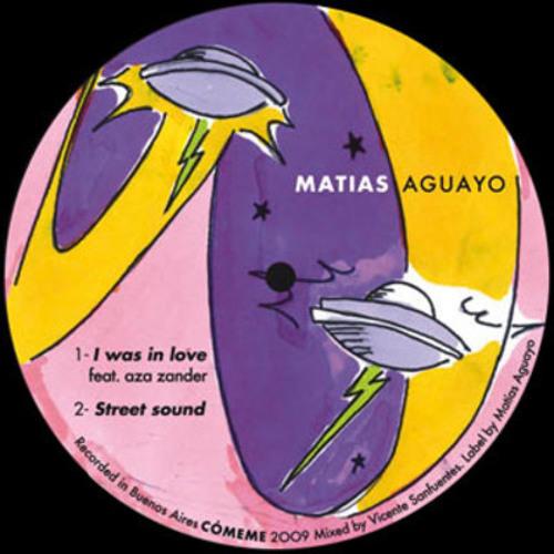 Matias Aguayo - Street Sound