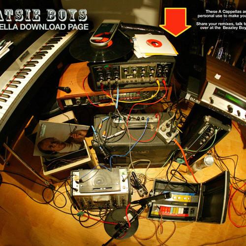 Beastie Boys - We Got The ( Remix zheze )