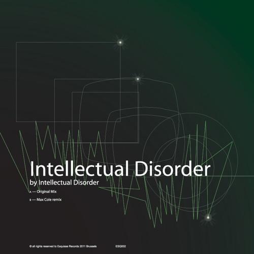 Intellectual Disorder-Intellectual Disorder (Max Cole Remix) ESQ002