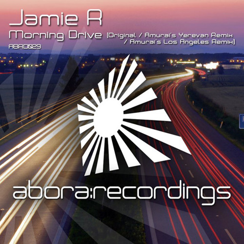 Jamie R - Morning Drive (Amurai's Los Angeles Remix)