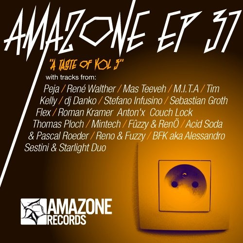 Thomas Ploch - Elastic (Original Mix) [Amazone Rec // AMAZONE037 // OUT NOW]