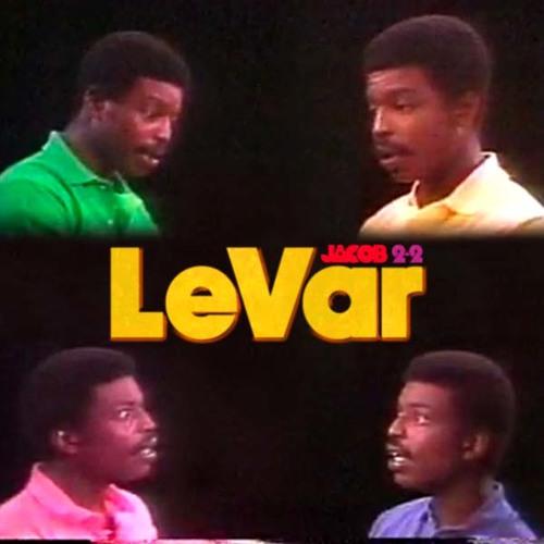 LeVar [ISO50 Exclusive]