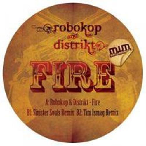 Robokop & Distrikt - FIRE  OUT on all DIGITAL STORES!!!!!