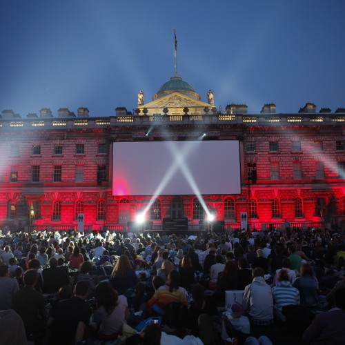 Late Night Tales - At The Movies with Somerset House
