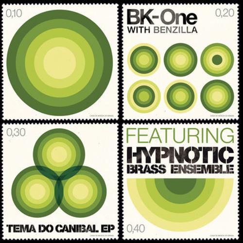 BK ONE - tema do canibal - paul damerau remix