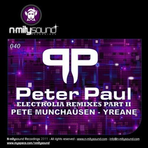 Peter Paul - Electrolia (Yreane remix) 192 Preview