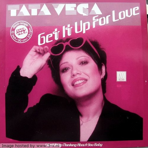 Tata vega - get it up for love (micamino extended lovedit)