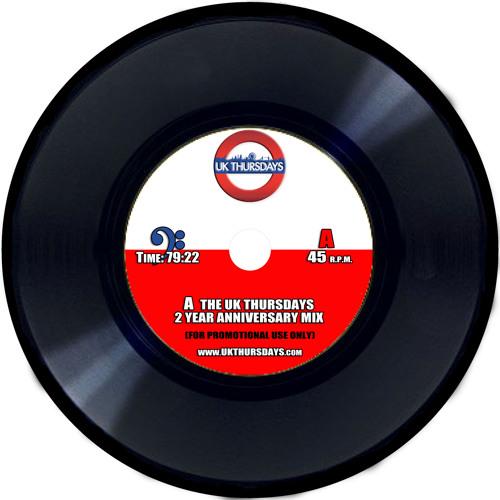 UK Thursdays 2nd Anniversary Mix (FINAL)