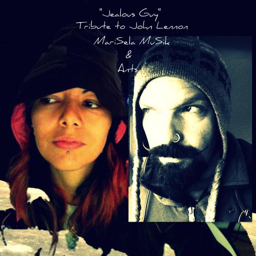 """Jealous Guy"" Tribute to John Lennon- MariSela MuSik & Antz"