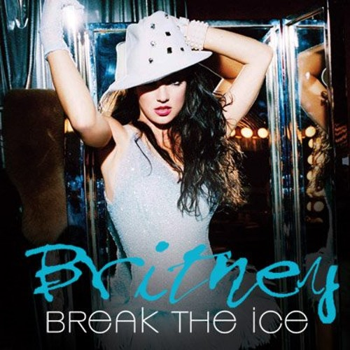 Britney Spears Eating Ice While Recording Break The Ice