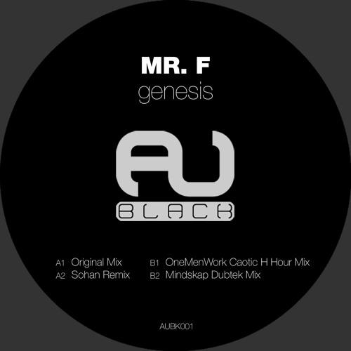 Mr. F - Genesis (AU Records)