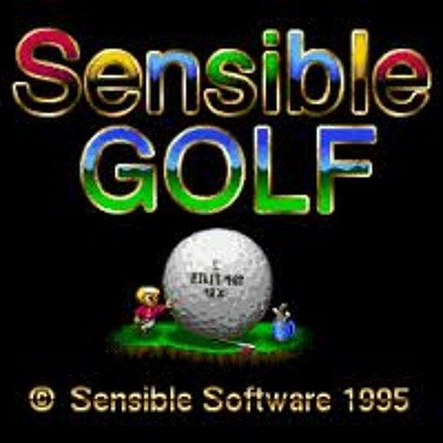 "Sensible Golf Theme - ""Do Ya Wanna' Play Golf?"""