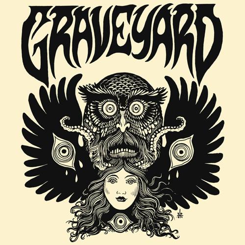 GRAVEYARD - Evil Ways