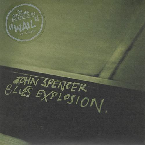 BLUES EXPLOSION Yellow Eyes (POLL A ROCK remix)