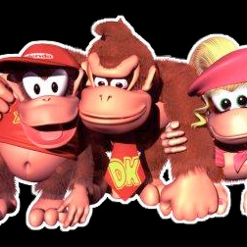 Stickerbrush Symphony - Donkey Kong Country 2