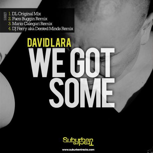 David Lara - We Got Some (DJ Ferry (aka Dented Minds) Shibiza Remix) [Suburban Tracks]