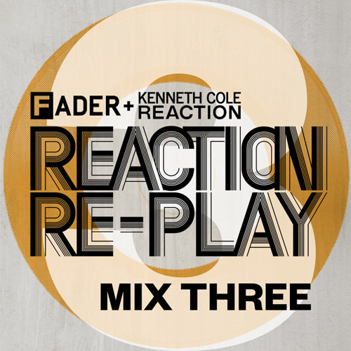 Kenneth Cole Reaction Re-Play Mix #3