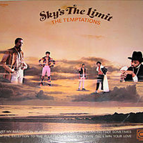 """""""Just My Imagination (Running Away with Me)"""" - The Temptations (vinyl)"""