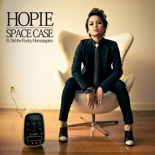 Space Case - Hopie ft. Del the Funky Homosapien