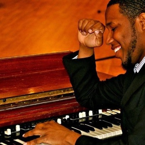 Cory Henry sharing his gift of music at Revival Temple