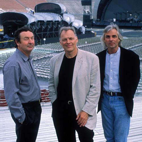 Pink Floyd - Shine On You Crazy Diamond (soundcheck 1994)