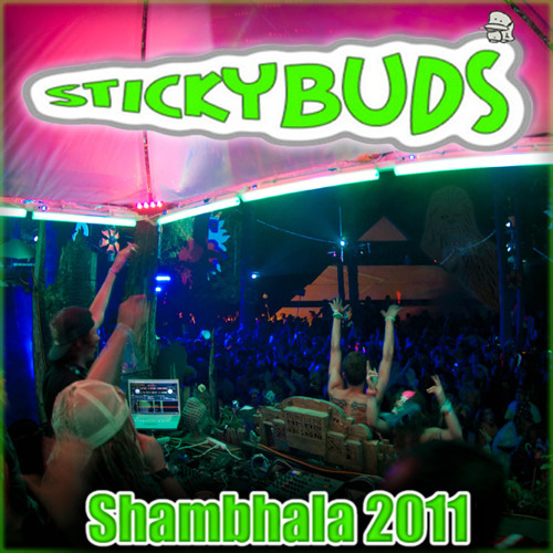 Stickybuds - Fractal Forest Mix - Shambhala 2011