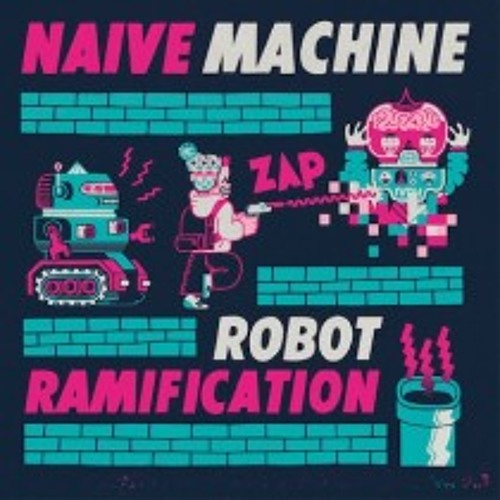 Robot Ramification EP (OUT NOW)