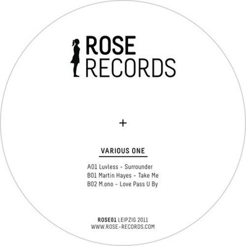 SURROUNDER [Rose Records Various One]