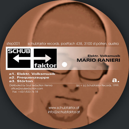 [SFEP001] Mario Ranieri - Frequenzsuppe