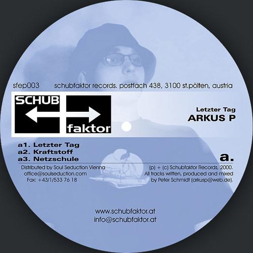 [SFEP003] Arkus P - Raumbalance