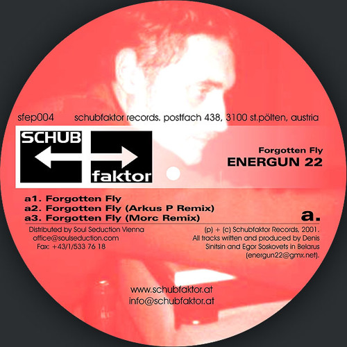 [SFEP004] Energun 22 - Forgotten Fly