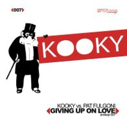 Kooky Vs Pat Fulgoni - Giving Up On Love (Mightiness Dnb Rmx) Snippet
