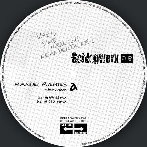 Manuel Fuentes - Scheiss Nazis