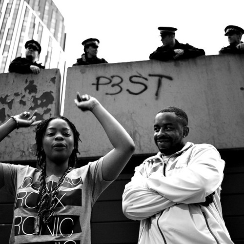 BLAZE UP A FIRE by Speech Debelle (featuring Roots Manuva and Realism)