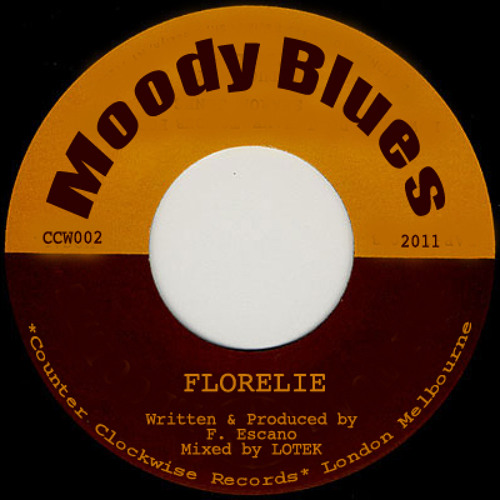 """SOUL TRACK - """"Moody Blues"""" (stripped back) by @Florelie"""