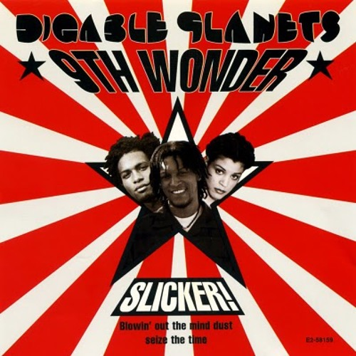 Digable Planets - 9th Wonder (remix)