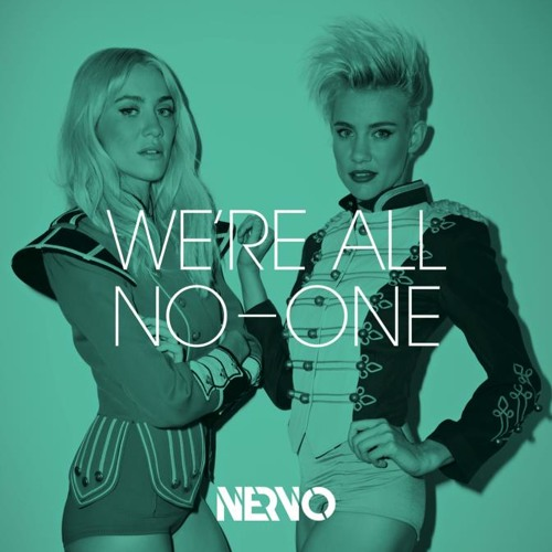 NERVO feat Afrojack & Steve Aoki - We're All No One (Hook N Sling Mix) *** PREVIEW ***