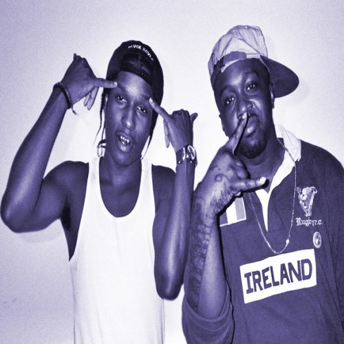 Smoke DZA-4 Loko Ft. ASAP Rocky