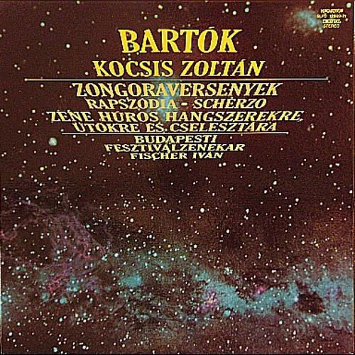 Bartók - Piano Concerto #1
