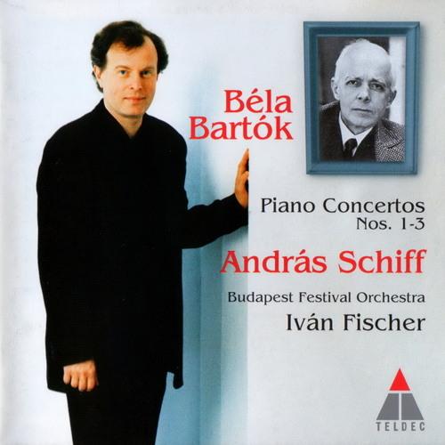 Bartók - Piano Concertos