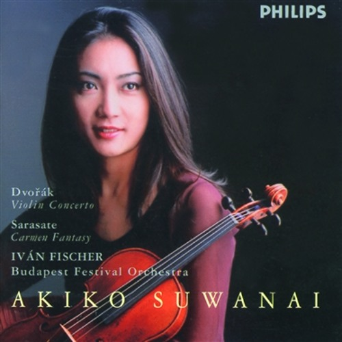 Dvořák - Violin concerto w/ Akiko Suwanai