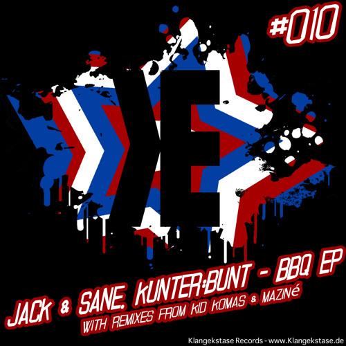 Jack & Sane - Beat that Meat (Maziné Remix)