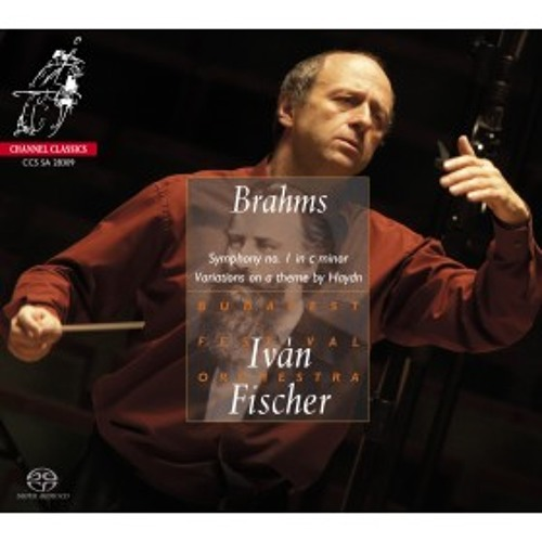 Brahms Symphony #1 in C minor / Variations on a theme by Haydn op.56