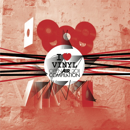 Dapayk Solo Live @ I LOVE VINYL open air 2011