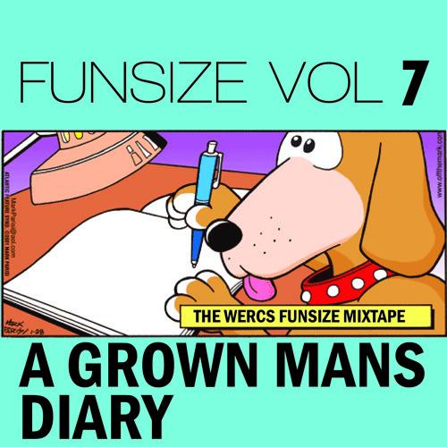 FUNSIZE VOL 7 - A Grown Mans Diary - Cougar Night